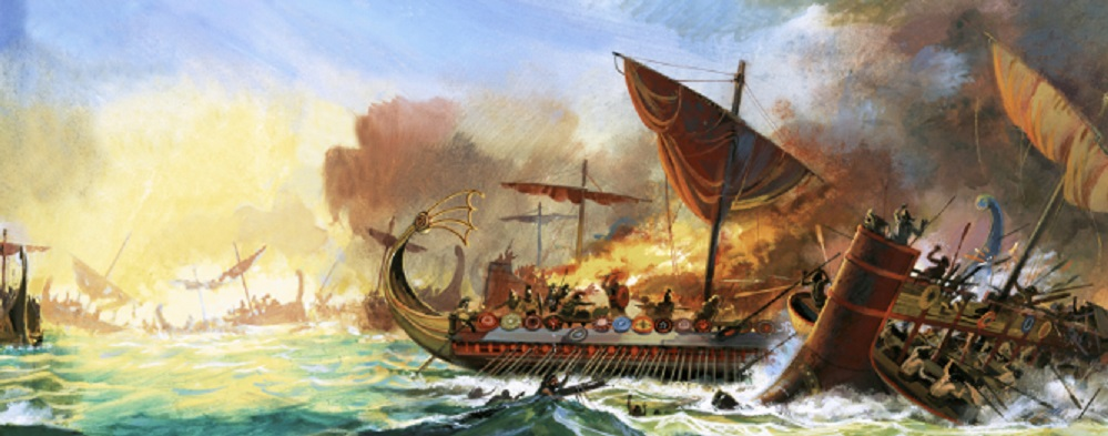 battle of salamis and xerxes military Among the dead was xerxes' brother ariabignes the battle lasted  naval battles and had warned xerxes against engaging at salamis  2009 issue of military.